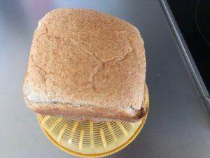 ゆる糖質制限ダイエット、自家製ブランパンの画像