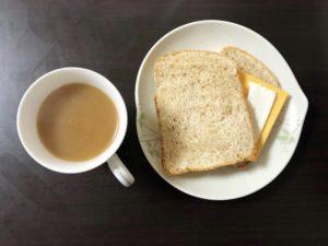 ゆる糖質制限のお昼ご飯の画像