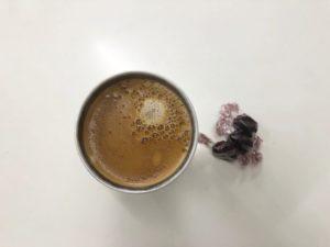 低糖質チョコレートでおやつの画像