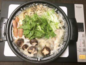 ゆる糖質制限ご飯、鍋の画像