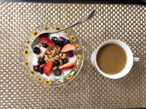 ゆる糖質制限朝ごはんオーバーナイトオーツの画像