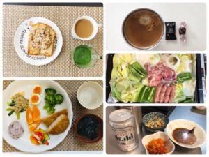 ゆる糖質制限ダイエット310日目に食べたものの画像