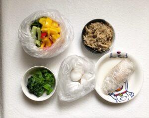 ゆる糖質制限ダイエットの簡単作り置きの画像