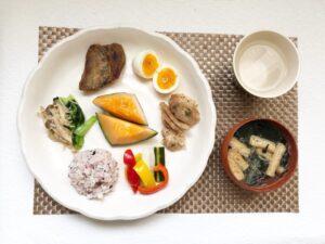 ゆる糖質制限ダイエットののお昼ご飯の画像