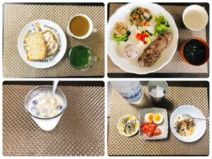 ゆる糖質制限ダイエット339日目に食べたものの画像