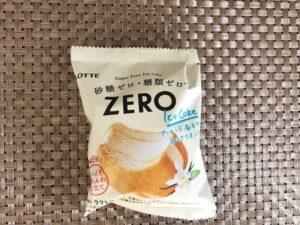 低糖質アイスクリームの画像