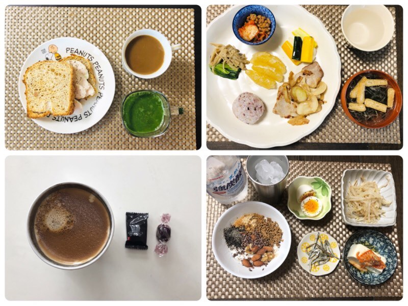 ゆる糖質制限ダイエット370日目に食べたものの画像