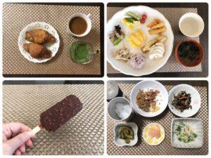 ゆる糖質制限ダイエット377日目に食べたものの画像