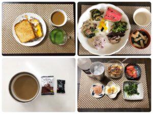 ゆる糖質制限ダイエット384日目に食べたものの画像
