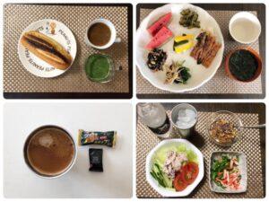 ゆる糖質制限ダイエット385日目に食べたものの画像