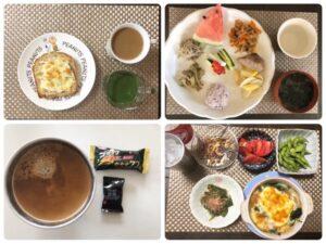 ゆる糖質制限ダイエット391日目に食べたものの画像