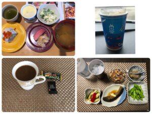 ゆる糖質制限ダイエット395日目に食べたものの画像