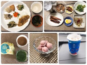 ゆる糖質制限ダイエット401日目に食べたものの画像