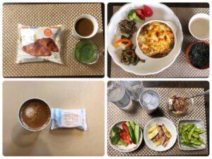 ゆる糖質制限ダイエットの408日目に食べたものの画像