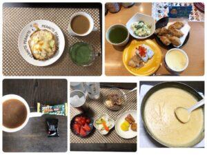 ゆる糖質制限ダイエット409日目に食べたものの画像