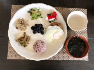 ゆる糖質制限ダイエットのお昼ご飯の画像