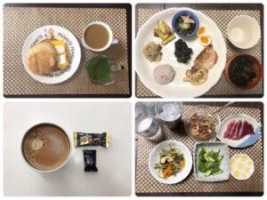 ゆる糖質制限ダイエット420日目に食べたものの画像