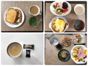 ゆる糖質制限ダイエット422日目に食べたものの画像