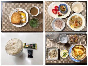 ゆる糖質制限ダイエット424日目に食べたものの画像