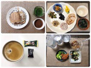 ゆる糖質制限ダイエット426日目に食べたものの画像