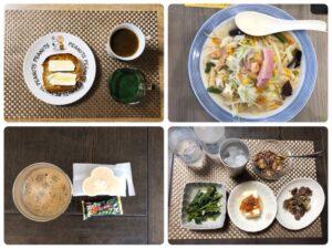ゆる糖質制限ダイエット430日目に食べたものの画像