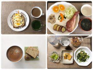 ゆる糖質制限ダイエット445日目に食べたものの画像