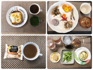 ゆる糖質制限ダイエット454日目に食べたものの画像